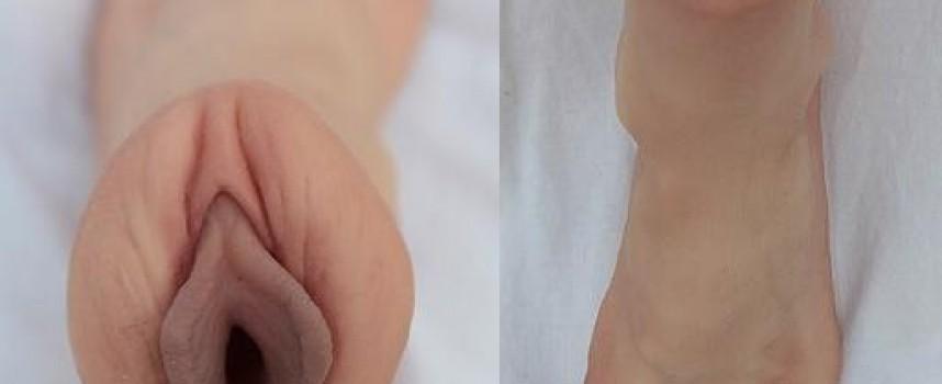 En fod + en fisse = fodfisse?