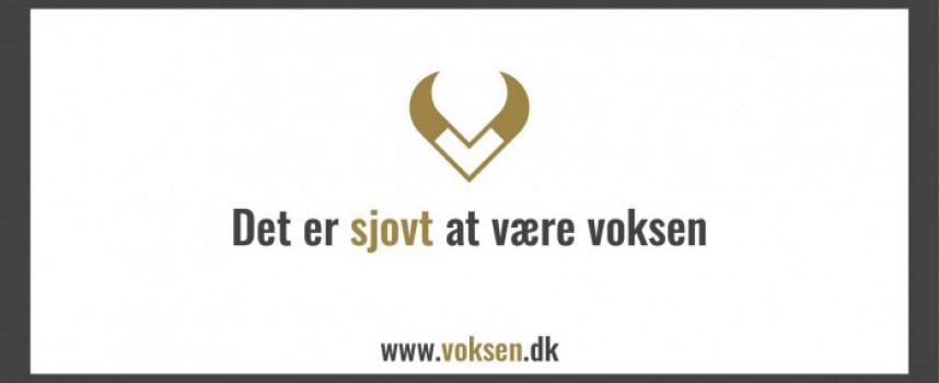 Voksen.dk har fokus på humor
