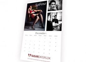 Ny Sugarbabe-kalender slagter fordomme