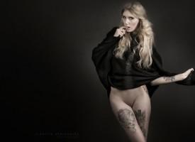 Tasha Megot – Tysk europamester i tattoos