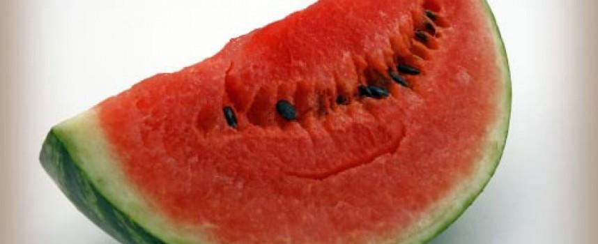 Hvad er hoved og hvad er vandmelon?