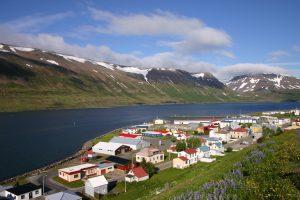 Island er et sikkert sted