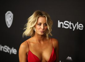 Kaley Cuoco var tæt på at misse rollen i The Big Bang Theory