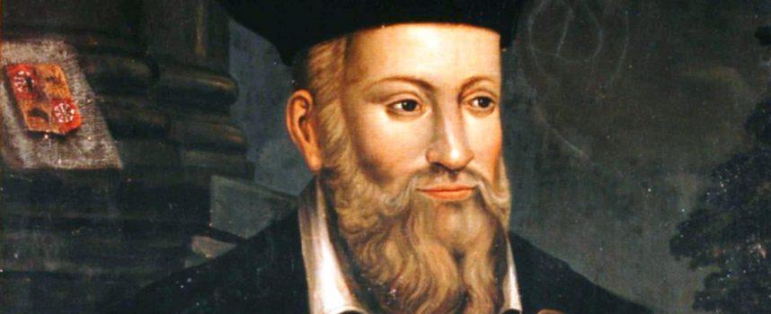Det her sker ifølge Nostradamus i 2017